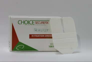 Securefix+ | IV fixation and Securement Dressing