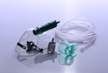 Simple Venturi Mask (with adjustable diluter)